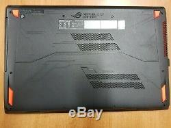 ASUS ROG GL753VD-GC225T 17 Core i5 1To+128SSD 8Go DDR4 GTX1050 comme neuf