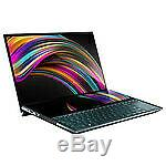 ASUS ZenBook Pro Duo UX581GV-H2002R Intel Core i7-9750H 16 Go SSD 1 To 15.6 O