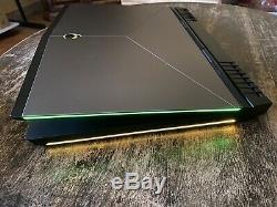 Alienware 15 R3 Intel Core i7 16 GB SSD (Raid 0) Nvidia G-SYNC