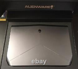 Alienware, 1T SSD + 1T HDD, 15,6 pouces, 16go Ram, GTX 980M, Intel Core I7, 2016