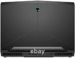 Alienware Gamer 17r5 i7 6 Core 2,2ghz Video 8GB Vram 32GB Ram 512GB SSD 1TB HDD