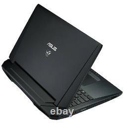 Asus ROG G750 17 FHD Core i7 4th Gen 4700HQ RAM 8 Go SSD 256 go -GTX 765M