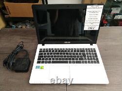 Asus X552cl-sx201h, Core I5, 4 Go Ddr3, Ssd 240 Go, Nvidia Gf 710m, W10 Home