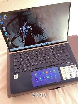 Asus ZenBook UX434F-Bleu 14'' Intel Core i7-10510U, SSD