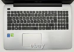 Asus / core i7 / Ram 8 Go / SSD 256 Go / 15,6 pouces /facture + Garantie