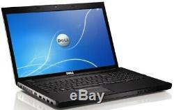 DELL PRO 3700 VOSTRO 17.3 reconditionnéCore I7-SSD256Go-8Gb Ram-Nvidia