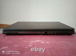 DELL Precision M6800 Core i7-4600M@2,9GHz 8gb SSD256GB HDD 750GB