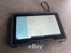 Dell 7212 Latitude Rugged Extrême Tablette Core i5-6300U 2.4GHz 8GB 128GB SSD