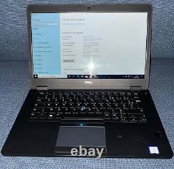 Dell Latitude 5490 intel core i7 8th Gen Ecran FHD tactile