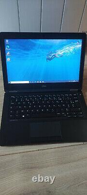 Dell Latitude E5270 12.5 FHD Core i5-6200U RAM 8 SSD 256 Gb Windows 10 Pro