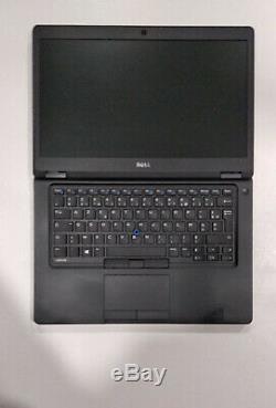 Dell Latitude E5480 Core i5 6300U, 12GB RAM, 500GB SSD