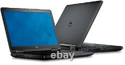 Dell Latitude E5540 15 Core i7- 4600U- SSD 256 Go 8 Go AZERTY Français