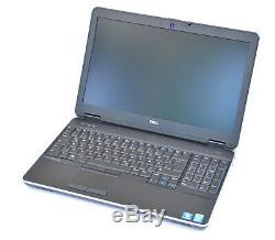 Dell Latitude E6540 i7 4800MQ Quad Core 8GB RAM 256GB SSD Radeon