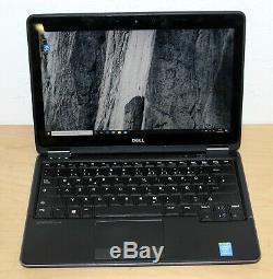 Dell Latitude E7240 12,5 Core i7-4600U 2.70GHz 8GB RAM 256GB SSD Écran Tactile