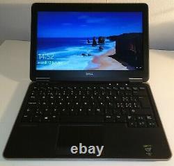 Dell Latitude E7240 12.5 Core i7 SSD 256 Go 8 Go