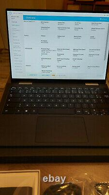 Dell XPS 13 7390 Core i7 16go 512Go SSD ecran 4k