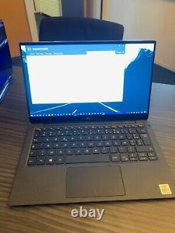 Dell XPS 13 7390 Intel Core i7-10510U 16 Go SSD 1To 13.3 4K tactile