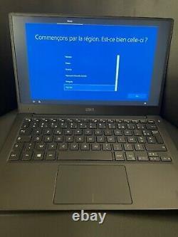 Dell XPS 13 9360, Intel Core i5-8250U, 8Go RAM, 512Go SSD, Non-touch screen