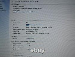Dell XPS 14 L421X Intel Core i7, 8 GB Ram, HDD 500 GB + SSD 32GB Windows 7 Pro