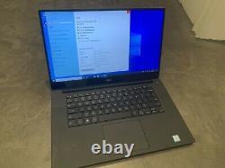 Dell XPS 15 9560 Core i5 7300HQ 16GB RAM 256GB SSD Nvidia GTX 1050 3840x2160 Tou