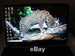 Dell XPS 15 L521X Quad Core i7, 8 GB Ram, 256 GB SSD + 500 GB HDD BluRay Win10