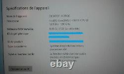 Dell latitude 5500 de 2020 Intel Core i5 8365U 8 GB SSD 256GB
