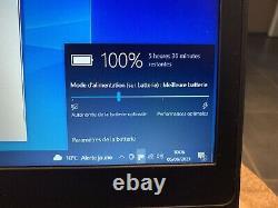 Dell precision 7520 Laptop Intel Core I7 7700HQ 16Go DDR4 512 Go SSD