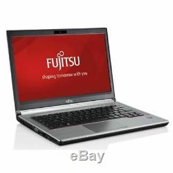 Fujitsu LifeBook E734 13.3 Core i7-4610M SSD 128 Go RAM 4 Go Win 10 Pro
