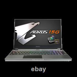 GIGABYTE AORUS 15G YB Core I7 16Go Ram 1To SSD RTX2080S 8G Garantie 2 ans