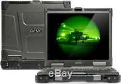 Getac b300x Core i7 10 SSD écran Tactile HDMI 4 Go RAM
