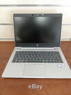 HP ELITEBOOK 830 G6 CORE I7 8eme G 16GO RAM 256GO SSD