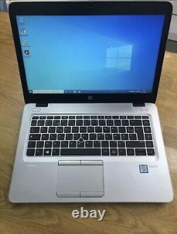 HP ELITEBOOK 840 G3 14 Intel Core i5-6200U 2.3 Ghz Ram 8 Go SSD 266 Go