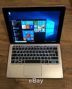 HP ELITE X2 1012 G1 Core M7-6Y75 8Go DDR4 256Go SSD TACTILE FHD TYPE-C WINDOWS 1