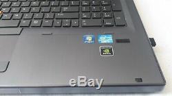 HP EliteBook 8770 W Core i7-3820QM QUAD/32G/512GB SSD+500 HDD +4G Nvidia K4000M