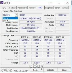 HP Elitebook 840 G3 14 Core i5 6200U 2,4 GHz SSD 256 Go DDR4 8 Go