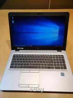 HP Elitebook 850 G3 Core i7 8GB SSD 128GB/ 15 FHD