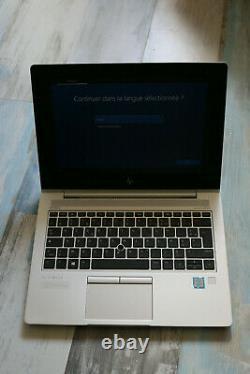 HP Elitebook HP 830 G5 Laptop Core i5-8250U SSD 256GB RAM 8GB