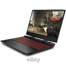 HP Omen 15.6 Gaming Intel Core i5 8300H 8Go RAM 128Go SSD + 1To DD nVidia 1060