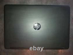 HP PROBOOK 15.6' Core i7-4600 2.9Ghz 12Go 480Go SSD Wifi Windows 10 PRO TBE