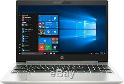 HP PROBOOK 450 G6 Core i7-8565U 1.8 GHz 8Go 256Go SSD 15.6 FHD Win10Pro