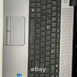 HP ProBook / 15,6 / core I5 / Ram 8 Go DDR3 / 256 Go SSD / garantie 3 mois