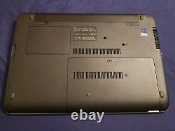 HP ProBook 450 G3 Core I3 6300U 4 Go de RAM 256 Go SSD W10 PRO AZERTY