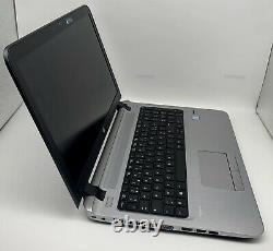 HP ProBook G3 /core i7 6600U / Ram 8 Go /SSD 256 Go/ garantie 3mois