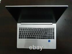 HP Probook 450 G8 Core i5 I5-1135G7 2.4 GHz 8 Go RAM 256 Go SSD Argent AZERTY