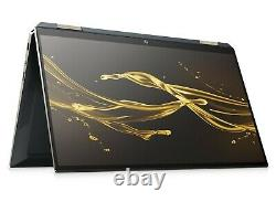 HP Spectre x360 Écran tactile 4K UHD 13,3 Core i7-1165G7, 16Go RAM, 1To SSD NEW