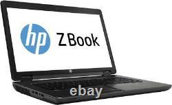 HP ZBOOK 17 G3 CORE I7 6700HQ 17' 16 Go / 2 disques 256 SSD + 1To grade B azerty