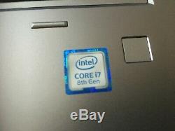 HP ZBook 17/ I7 /G5/Core I7 8750/Ram 32Go/Ssd 500Go/Hdd 1To/Gpu P2000