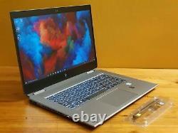 HP ZBook Studio x360 G5 15.6 4K Core i9-8950HK 32 Go, SSD 1 To Quadro P1000