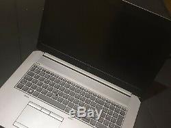 HP zBook 17 G6 Core i7-9850H 2.6GHz 17.3 FHD 32GB RAM NVIDIA RTX 3000 512GB SSD