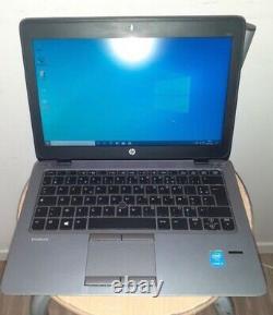 Hp EliteBook 820 G2 125 Core i5 2,2 GHz SSD 256 Go 8 Go AZERTY Français